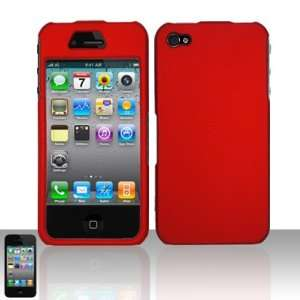 Cover Protector + Car Charger + Home Travel Charger Combo for Iphone 4