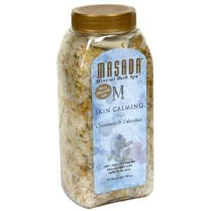 Masada Mineral Herb Spa 100% Natural Dead Sea Mineral Salts, Skin