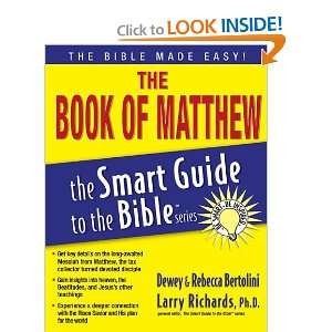 The Book of Matthew (The Smart Guide to the Bible Series