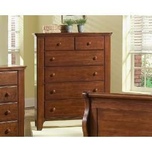 Cottage Colors 6 Drawer Chest   Alexander Julian: Home & Kitchen