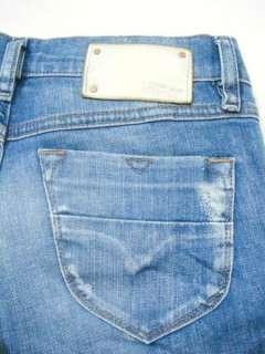 NWT Diesel Women Super Stretchy Skinny Jeans Livy 8W7