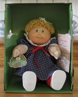 1985 COLECO CABBAGE PATCH KIDS DOLL BRYANA STELLA IN BOX