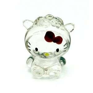 Hello Kitty ~ 2 Chinese Zodiac Glass Ornament   Sheep