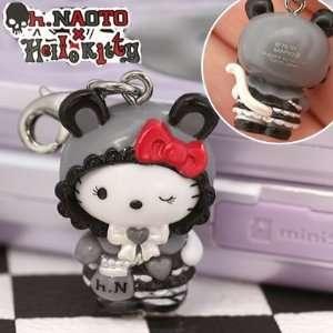 Sanrio Hello Kitty x h. NAOTO Gothloli Punk Kitty Petit
