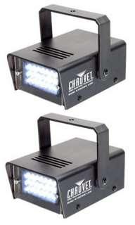 NEW CHAUVET CH 730 LED Mini Strobe DJ Effect Lights 781462205393