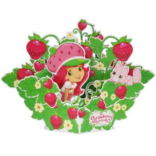 STRAWBERRY SHORTCAKE INFANT CLOTH BABY BIBS SET OF 2 Pieces 2
