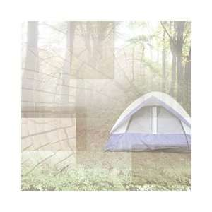 House Productions   Camping Collection   12 x 12 Paper   Camping Tent