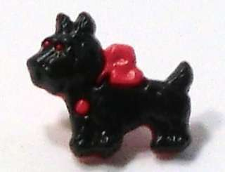 Terrier Dog Novelty Buttons Sewing Crafting Card Making Quilting