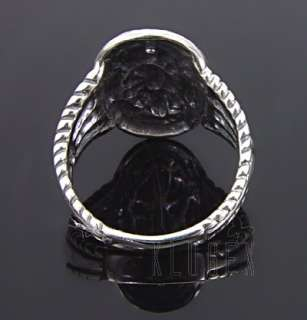 Southwestern Sterling Silver Ring Size 5