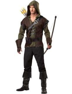 Robin Hood Costume  Jokers Masquerade