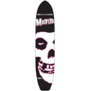 Misfits Fiend Longboard Deck: Sports & Outdoors