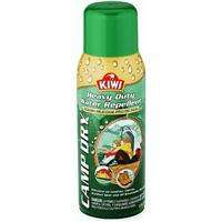 Kiwi Camp Dry Spray Leather Canvas Silicone Water Repellent 218 000
