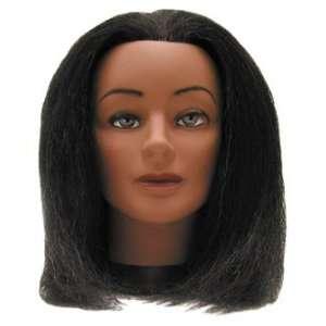 Hairart 12 Yak Hair Mannequin Head #4151yb Beauty