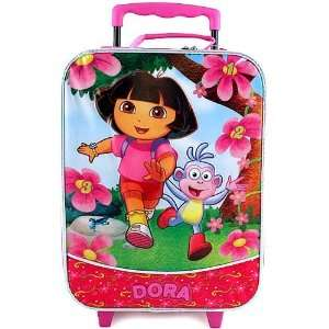 the Explorer & Boots Rolling Luggage Case [Skipping]: Toys & Games