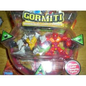 Gormiti Series 2 Action Figure 2 Pack Stalactite The