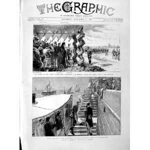 1889 Prince Albert Victor India King Alexnader Zaitcha