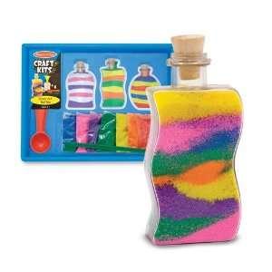Sand Art Bottles Toys & Games