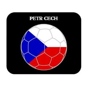 Petr Cech (Czech Republic) Soccer Mousepad: Everything