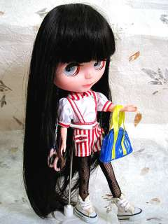 OOAK12 Basaak CCE Practice Custom Blythe Art Doll SO CUTE NO