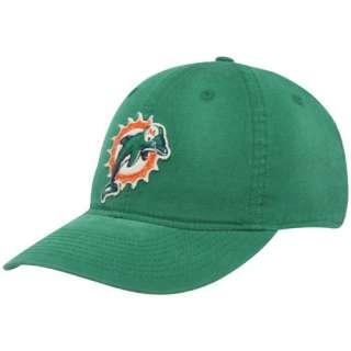 Miami Dolphins Reebok 854Z Aqua Slouch Flex Cap Hat