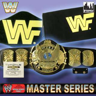 our  store for the full line of WWE Master Series Replica Belts