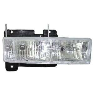 CHEVY CHEVROLET SUBURBAN/YUKON 92 99/BLAZER 92 94 HEADLIGHTS DIAMOND