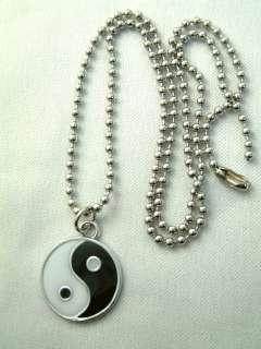 New Lovely Chinese Feng Shui Yin Yang / Ying Yang Pendant, Chain