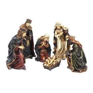 Holy Family Three Kings Christmas Nativity Set