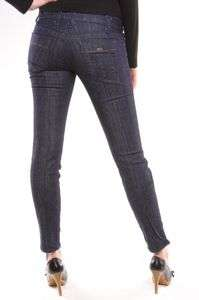 NWT Miss Sixty Womens J Lot Jeans Pants Skinny Zip Slim Leg Italy 29 X