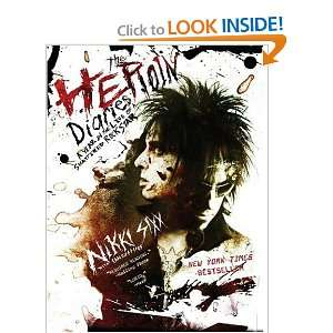 Year in the Life of a Shattered Rock Star Nikki Sixx Books