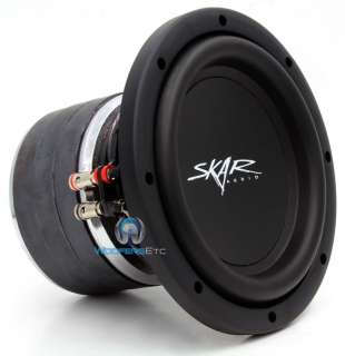 VVX 8D2 SKAR AUDIO 8 SUB DUAL 2 OHM CAR LOUD BASS PRO SUBWOOFER