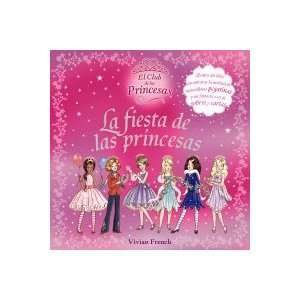Princess Party Letters (El Club De Las Princesas / Princessess Club