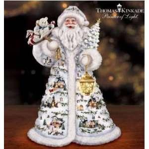 Santa* Father Christmas Bradford Exchange Santa Figurine Everything