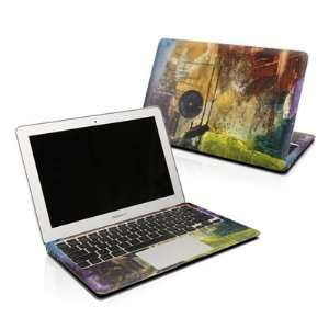 Cold Silence Design Protector Skin Decal Sticker for Apple MacBook Pro