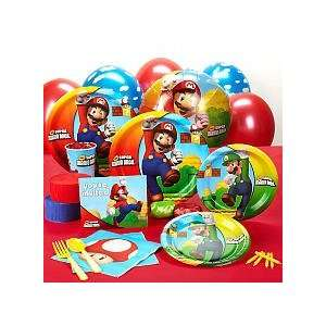 Super Mario Bros. Standard Party Pack (8 pk) Toys & Games