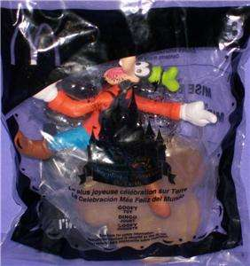 McDonalds Happy Meal Toy Happiest Celebration GOOFY #3