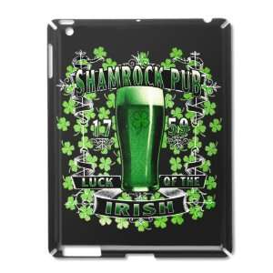 iPad 2 Case Black of Shamrock Pub Luck of the Irish 1759 St Patricks