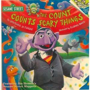 ) Stephanie St Pierre, Sesame Street, Richard Walz Books