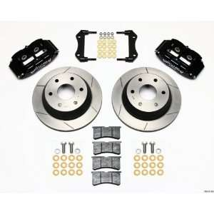 WILWOOD 140 9188 Big Brake Truck Rear Kit Automotive