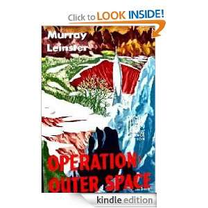 Operation Outer Space William Fitzgerald Jenkins  Kindle
