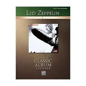 Led Zeppelin I Book Bass Guitar