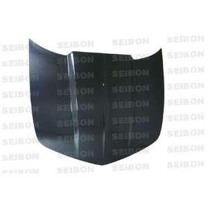 SEIBON CARBON FIBER HOOD RA HD1011CHCAM RA: Automotive