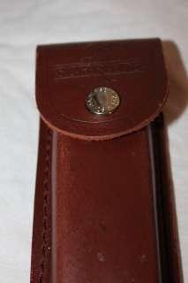 Schrade USA Uncle Henry LB7 Vtg Folding Knife
