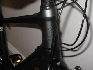 Brand New 2011 Cannondale Quick Carbon 1 Hybrid Flat Bar Road Bicycle