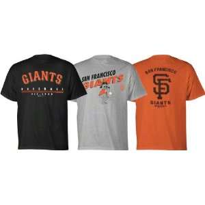 San Francisco Giants Youth 3 T Shirt Combo Pack Sports