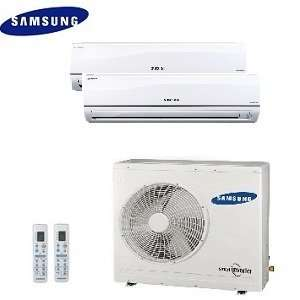 Samsung Free Joint Multi Split Ductless Dual Zone A/C and