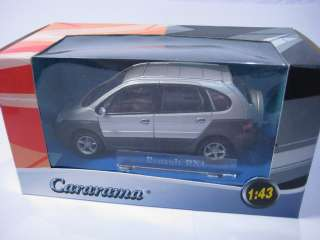 Renault RX4 silver Cararama Diecast Car Model 143 1/43