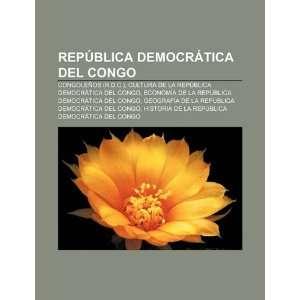 República Democrática del Congo Congoleños (R.D.C.), Cultura de la