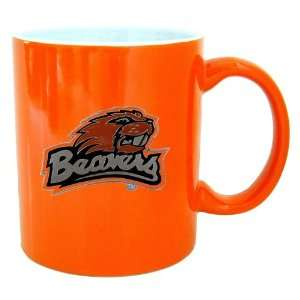 Oregon State Beavers NCAA 2 Tone Orange Coffee Mug Sports