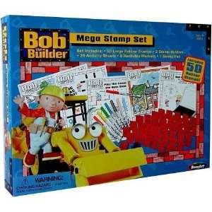 Bob the Builder Mega Stamp Set (Boxed Set): Rose Art Industries: Books
